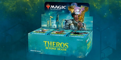 Magic the Gathering Theros Beyond Death Prerelease