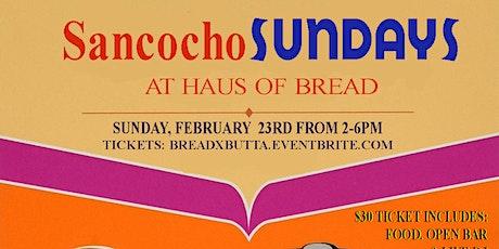 Sancocho Sundays tickets