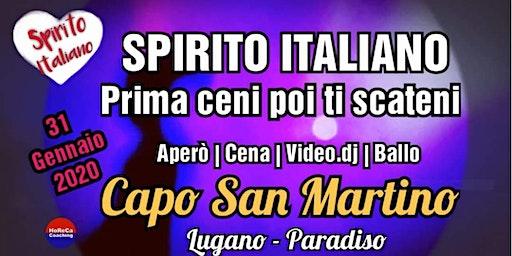 Spirito Italiano - Prima Ceni Poi Ti Scateni