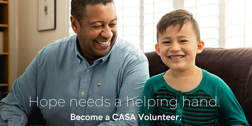 CASA Volunteer Info Session