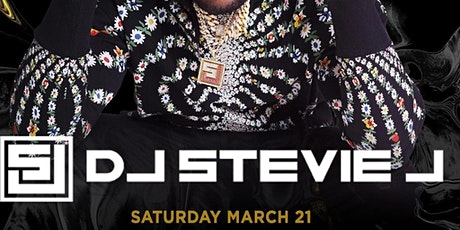 DJ Stevie J @ Noto Philly March 21 tickets