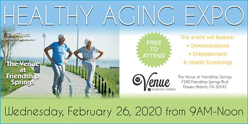 Healthy Aging Expo