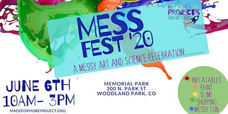 Mess Fest tickets