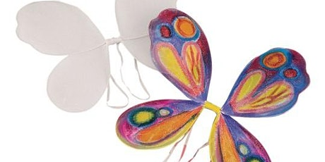 Creation Lab: Butterfly Wings tickets