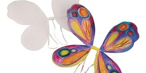 Creation Lab: Butterfly Wings