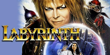 Throwback Cinema: LABYRINTH (1986) tickets
