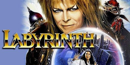 Throwback Cinema: LABYRINTH (1986)