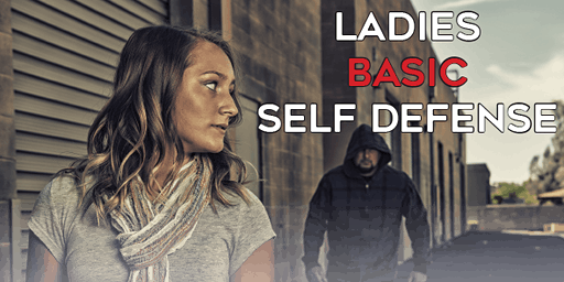 Women's Basic Self Defense