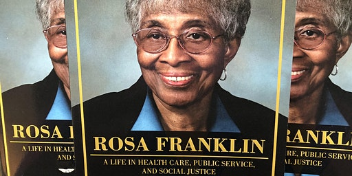 Honoring Senator Rosa Franklin