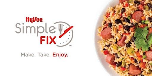 Simple Fix Meal Prepping: Shakopee Public Schools