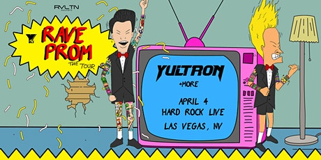 RVLTN Presents: Yultron — Rave Prom (18+) tickets