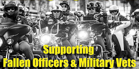 PPOA 8th Annual Heroes Ride tickets