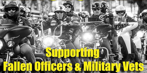 PPOA 8th Annual Heroes Ride