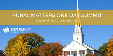 Rural Matters One-Day Summit - Wauseon tickets