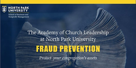 Fraud Prevention: Protect Your Congregation's Assets tickets