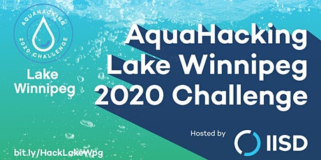 University of Manitoba AquaHacking Info Session tickets