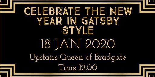 Great Gatsby Extravaganza Speakeasy!