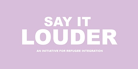 Say it Louder : A Community Initiative tickets