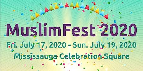 MuslimFest 2020 tickets