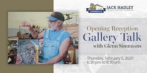 Opening Reception and Gallery Talk