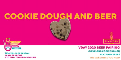 CLE Cookie Dough + Platform Beer Pairing (Valentine's Day Edition) tickets