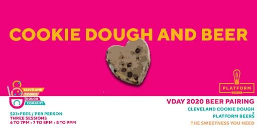CLE Cookie Dough + Platform Beer Pairing (Valentine's Day Edition)
