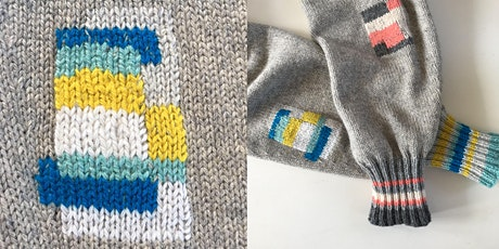 Visible Mending: Swiss Darning tickets