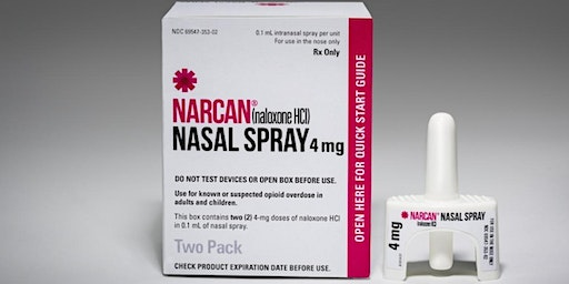 Narcan Training: STHCS, Olean, 5:00 PM