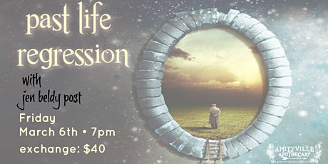 Past Life. Regression with Rev. Jen Post tickets