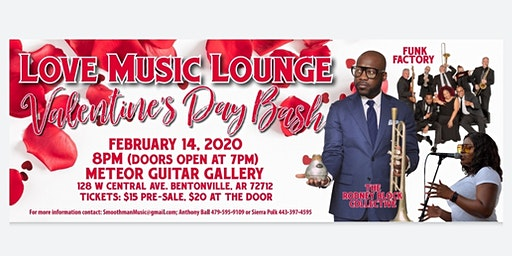 Love Music Lounge: Valentine's Day Bash