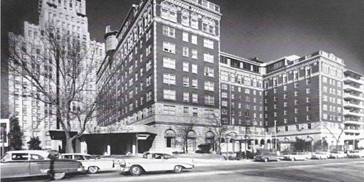 Historic Tours at The Chase Park Plaza