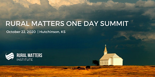 Rural Matters One-Day Summit - Hutchinson