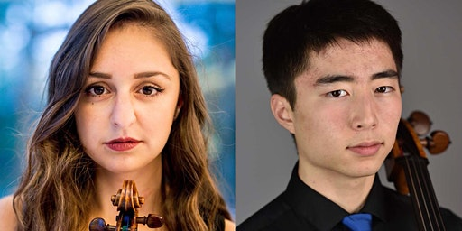 House Concert & Dinner with Julia Mirzoev, violin and Davis You, cello