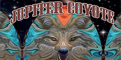 Jupiter Coyote Plays the Garden tickets