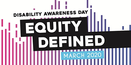 Disability Awareness Day 2020 tickets