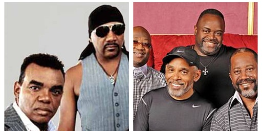 "The Isley Brothers vs Maze Party Presented by ""RC & The Gritz"""