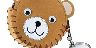 Creation Lab: Teddy Bear Coin Purses