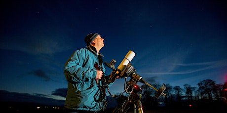 The Pie at Night - Star gazing with Martin Whip and  Steak Pie Supper tickets