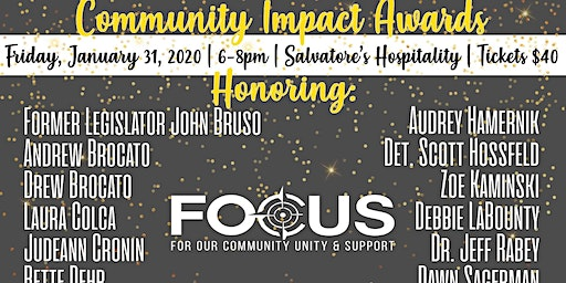 Community Impact Awards Dinner