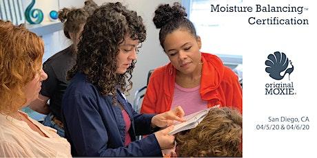 Level I Original Moxie Moisture Balancing™ Certification Class tickets