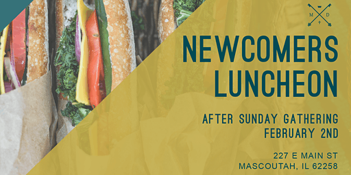 Mercy's Door Newcomers Lunch - February 2020