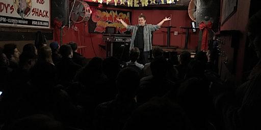 Underground Comedy at Wonderland Ballroom