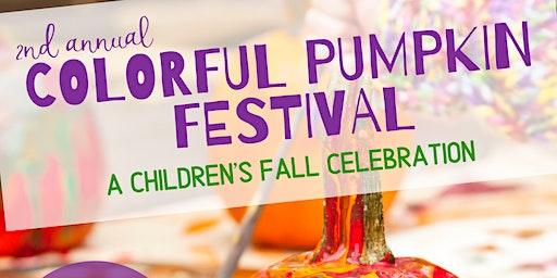 Colorful Pumpkin Festival