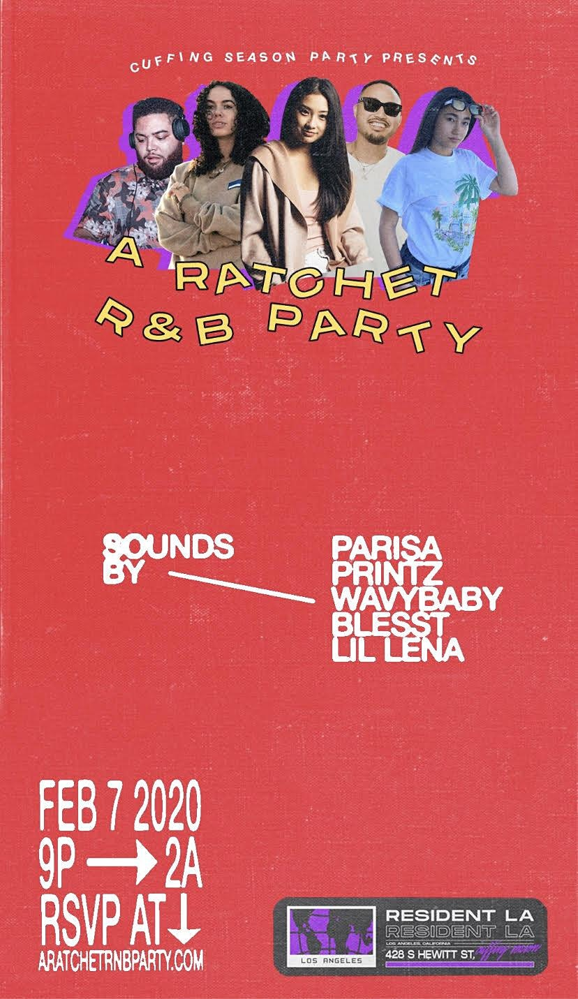 A Ratchet R&B Party