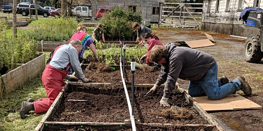 Native Plant Nursery - Volunteer Days