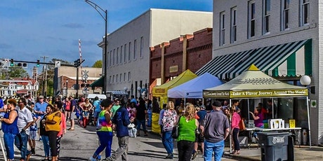 Spring Affair Food Truck Rodeo tickets