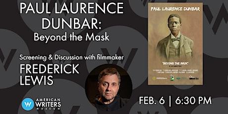 Paul Laurence Dunbar: Beyond the Mask tickets