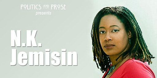 N.K. Jemisin | THE CITY WE BECAME