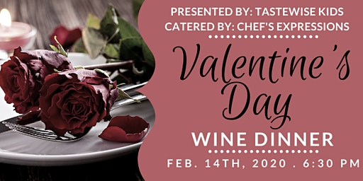 Valentine's Day Wine Dinner 2020