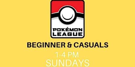 Beginners Pokemon League tickets
